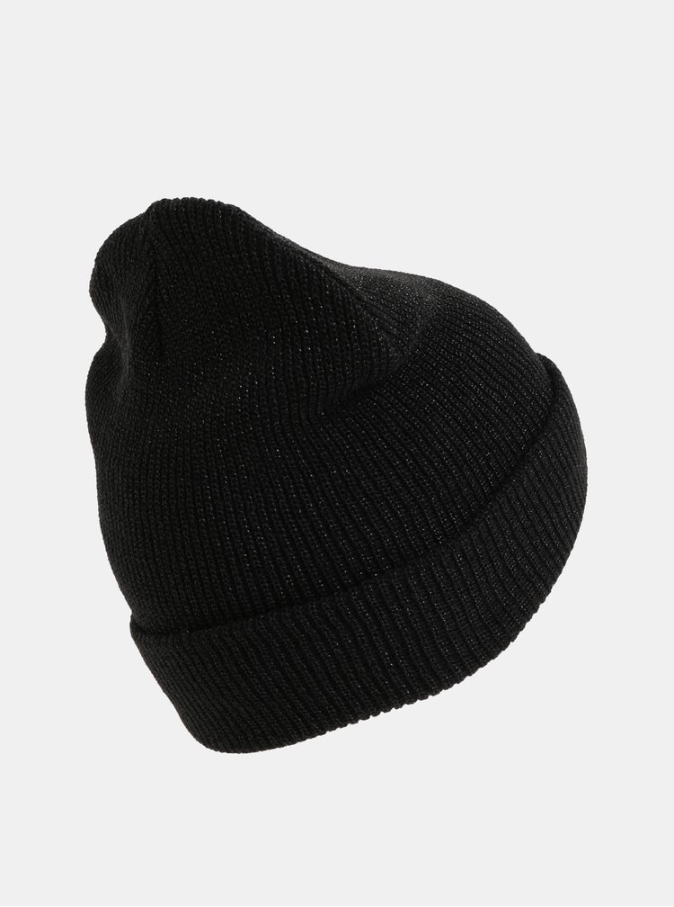 Čierna čiapka VERO MODA Glama