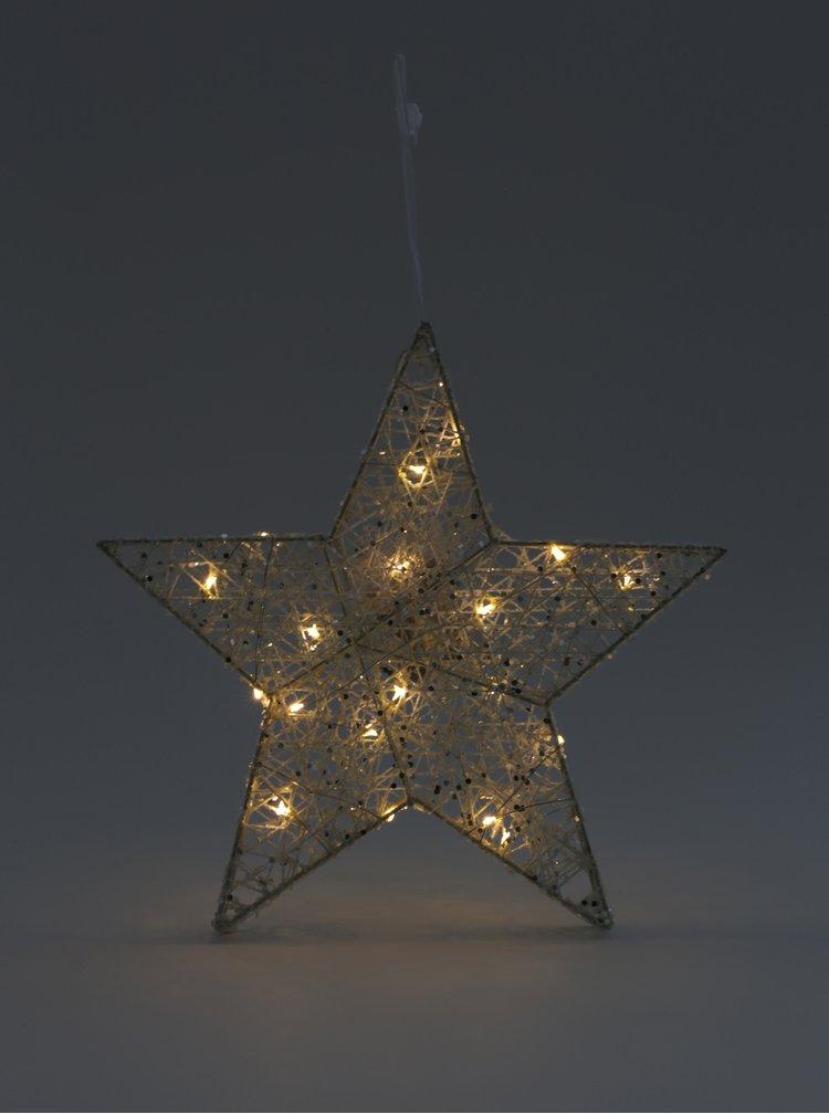 Stea alba luminoasa Dakls