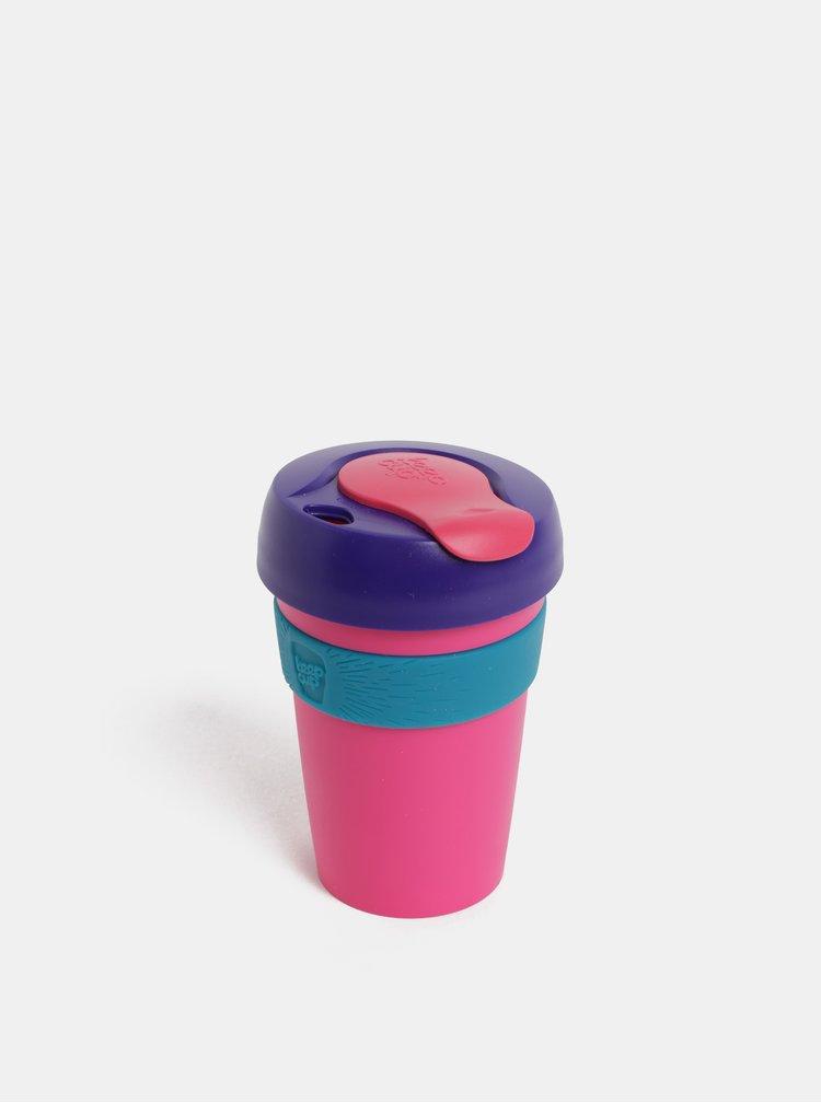 Fialovo–ružový cestovný hrnček KeepCup Original Six 177 ml