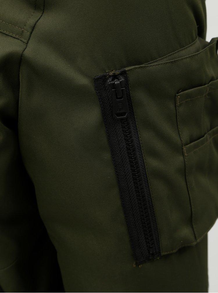 Jacheta verde de iarna Jack & Jones Cokey