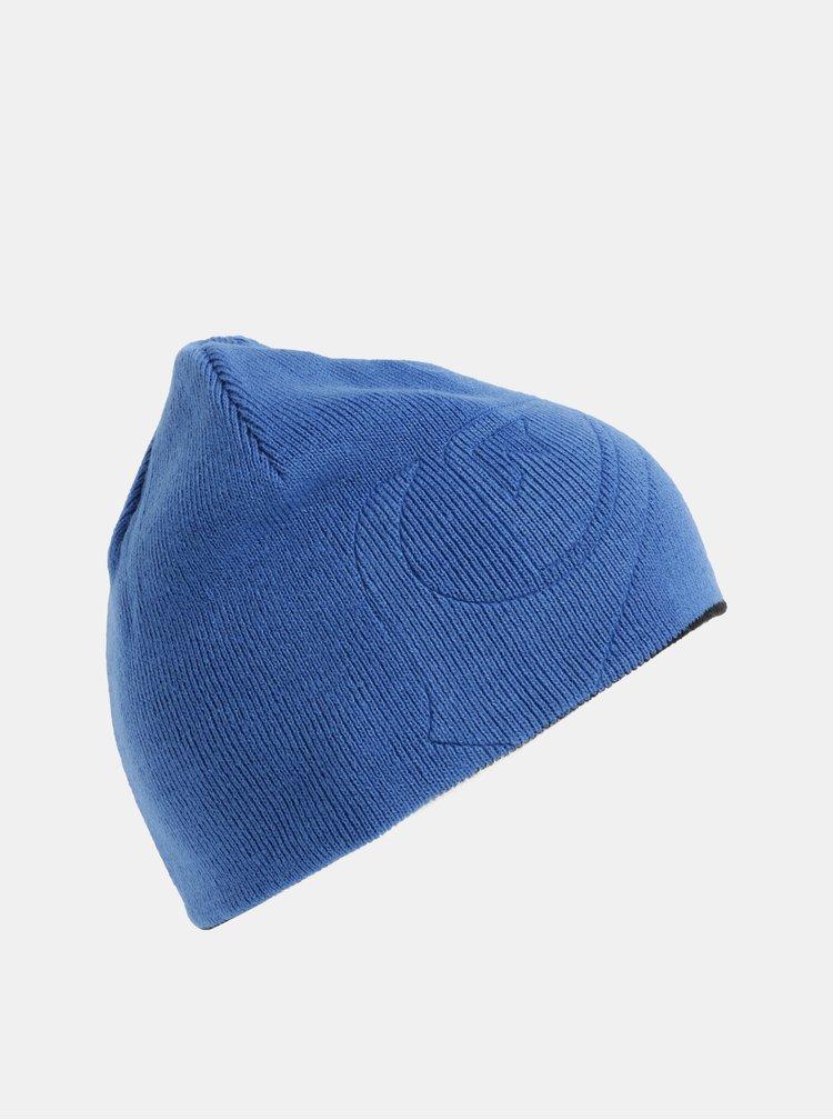 Caciula barbateasca albastra reversibila Quiksilver M&W You