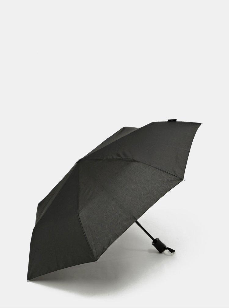 Černý vystřelovací deštník bugatti