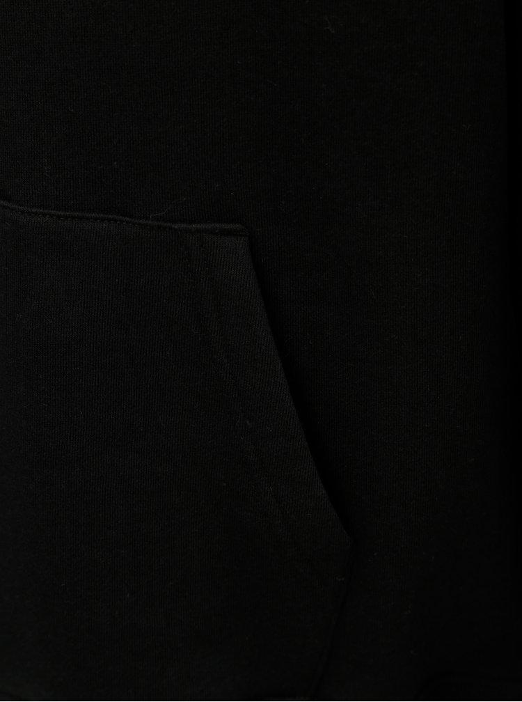 Hanorac negru Burton Menswear London