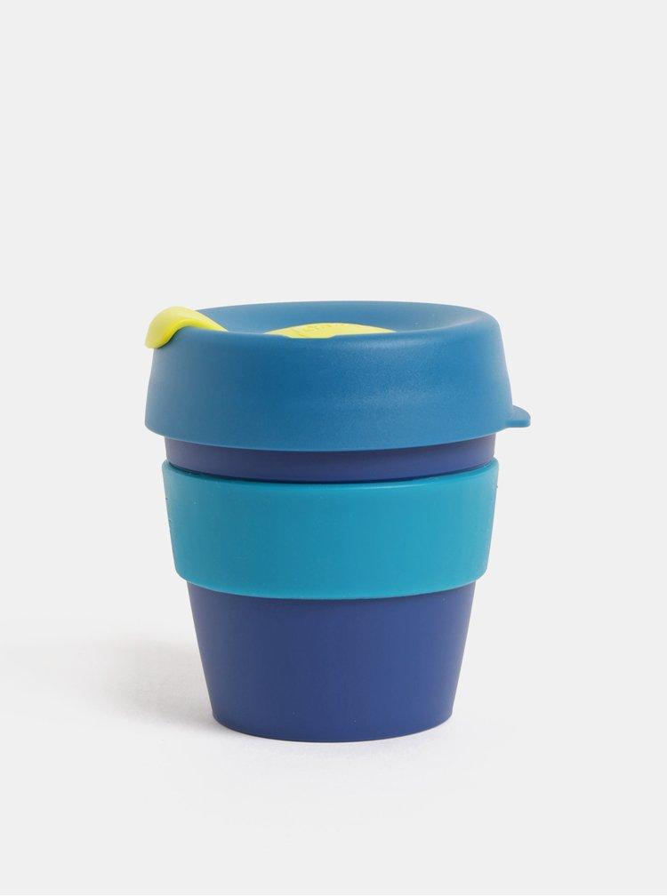 Tmavě modrý cestovní hrnek KeepCup Original Small
