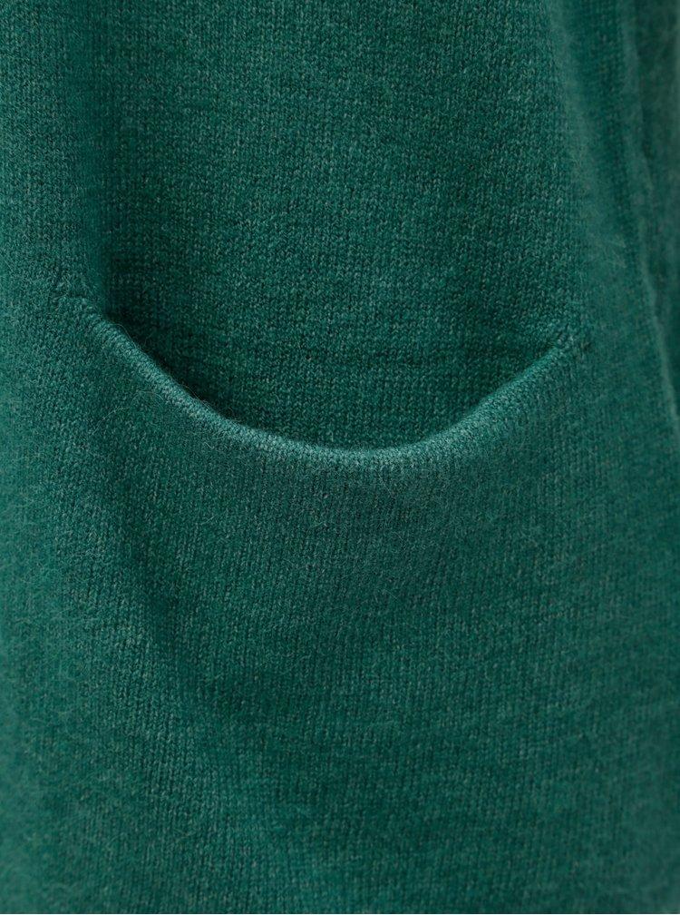 Cardigan verde VILA Ril