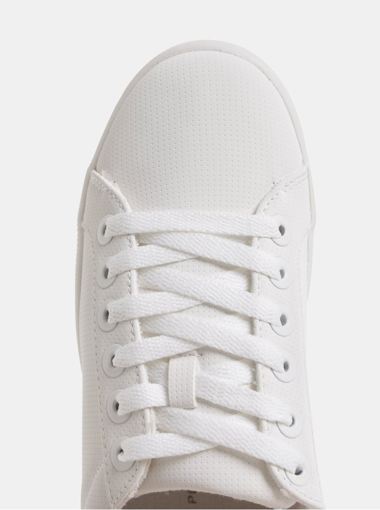 Pantofi sport albi Dorothy Perkins