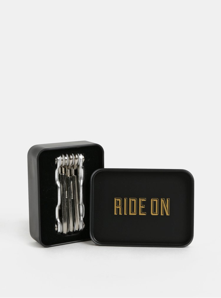 Set unelte pentru bicicleta Iron & Glory by Luckies Ride on