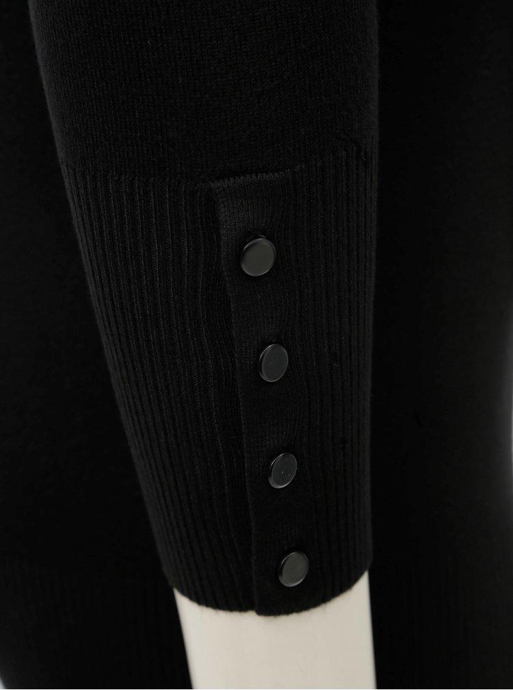 Pulover negru lejer Dorothy Perkins Tall