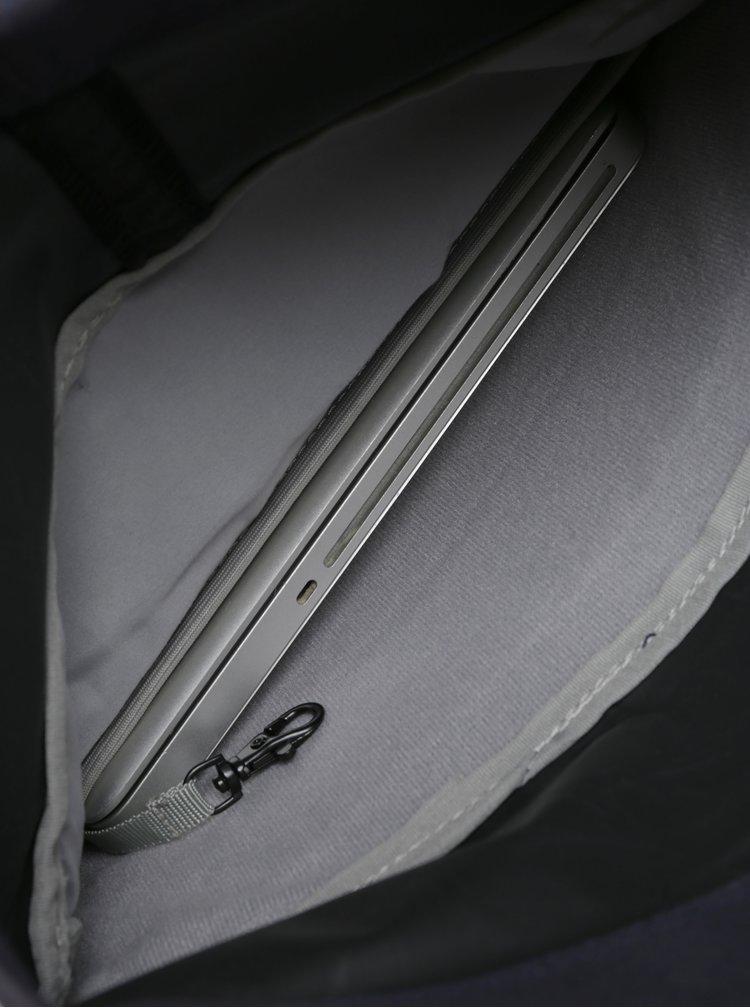 Tmavě modrý voděodolný batoh UCON ACROBATICS Alan 12 l