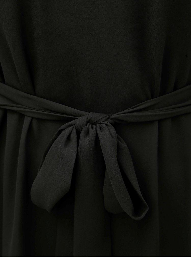 Rochie neagra cu decupaje Dorothy Perkins Curve Hannah