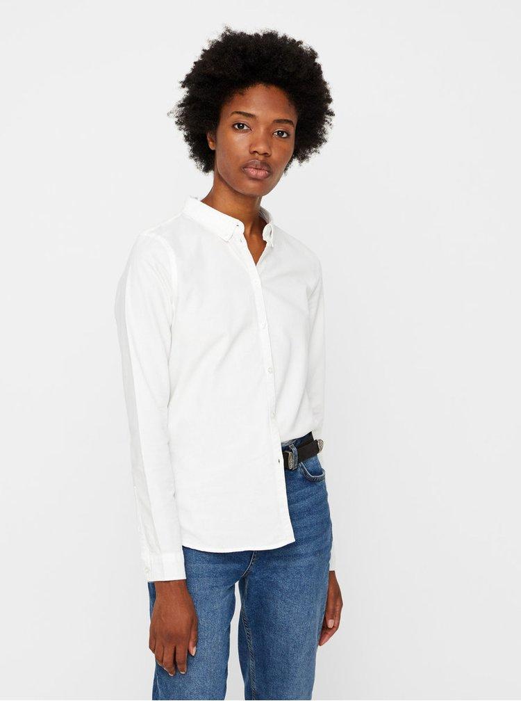 Biela košeľa VERO MODA Katie