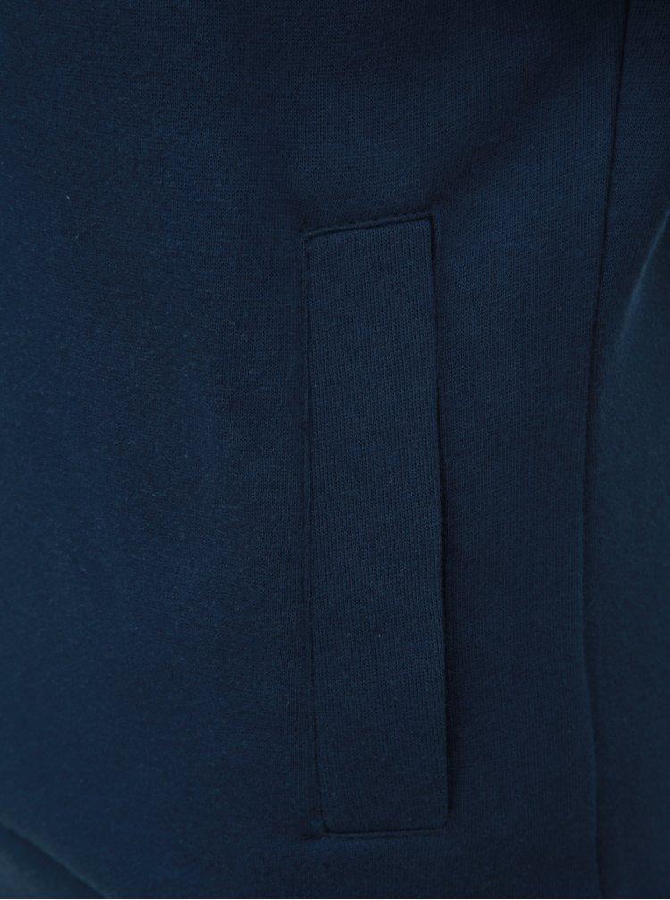 Tmavě modrá dámská mikina s nápisem Brakeburn