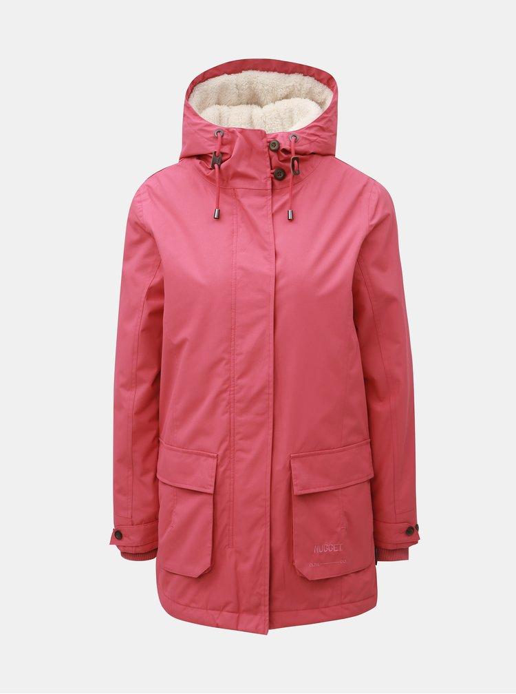Jacheta roz de dama de iarna Nugget Hita