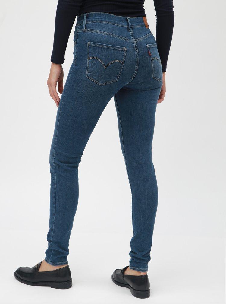 Blugi albastri de dama skinny Levi's® 720