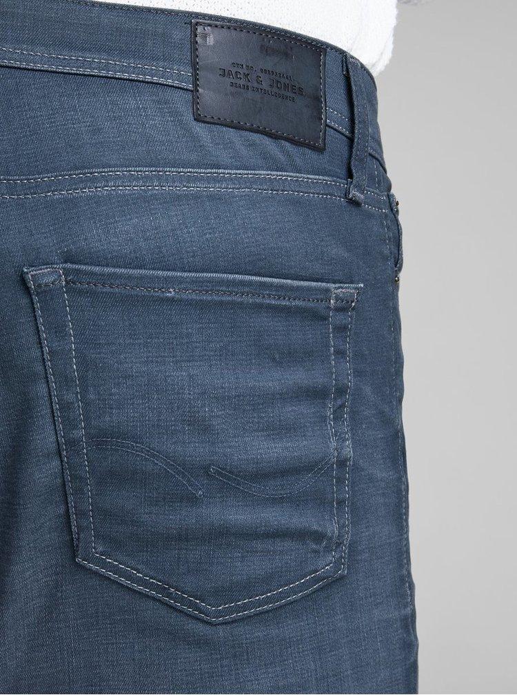 Modré slim fit džíny Jack & Jones Original