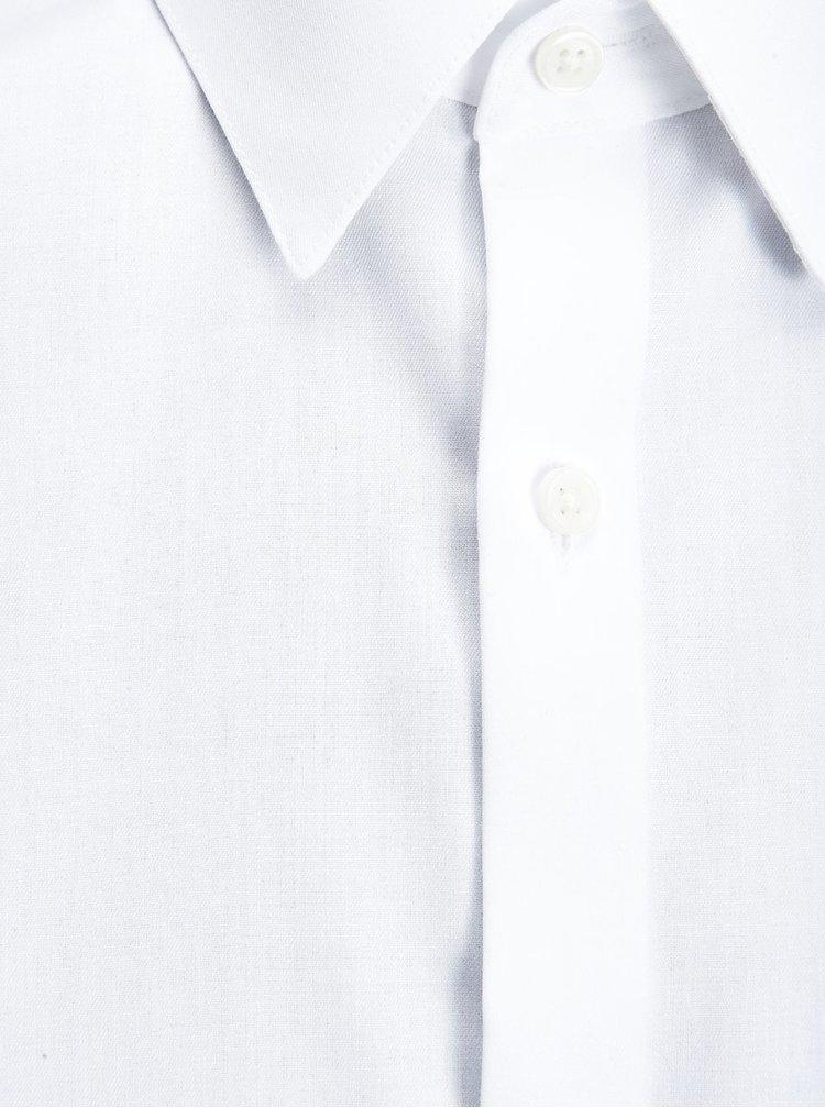 Camasa alba slim fit pentru barbati - Jack & Jones Non