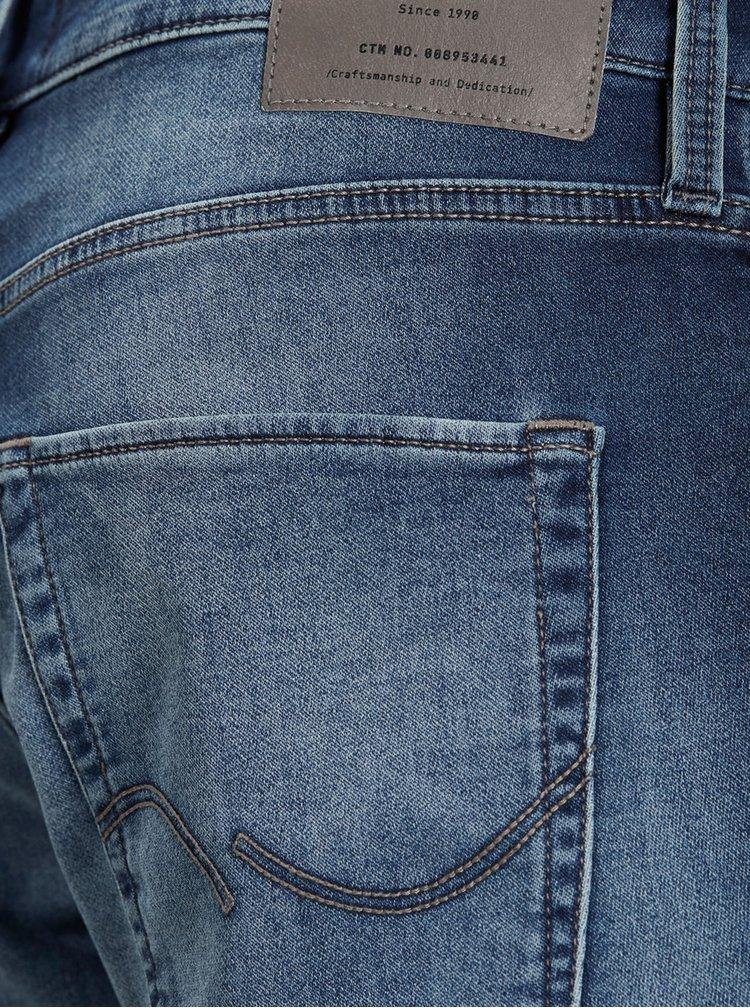 Modré džínové kraťasy Jack & Jones Premium Jirick Jison