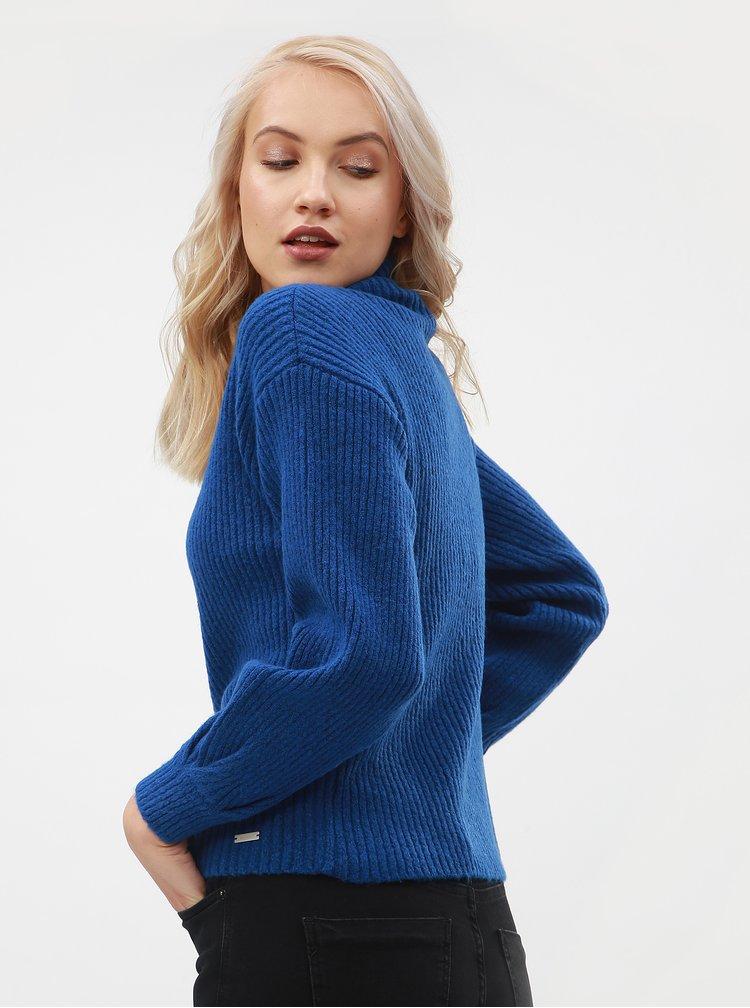 Modrý dámský svetr Broadway Gaela