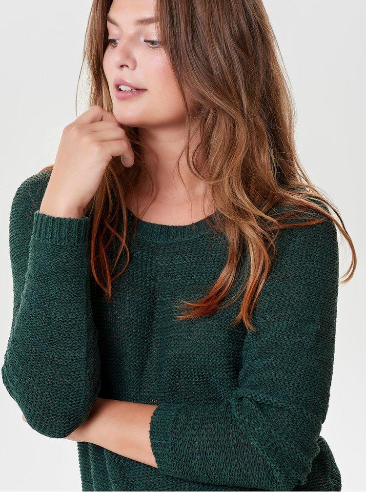 Zelený svetr ONLY Geena