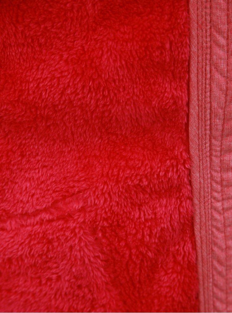 Pardesiu roz de dama softshell impermeabil cu buzunare LOAP Latisha