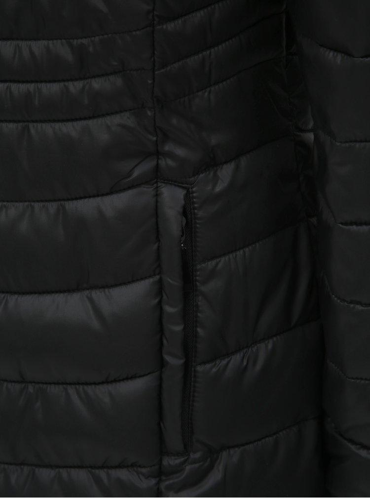 Černá dámská voděodpudivá prošívaná bunda LOAP Jasna