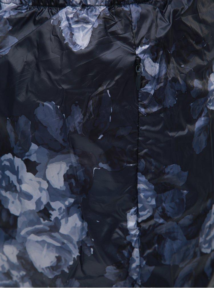 Fusta albastru inchis reversibila impermeabila LOAP Jumila