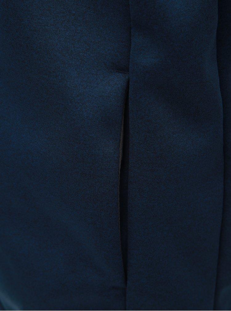 Tmavě modrá pánská funkční mikina s kapucí LOAP Medemsu