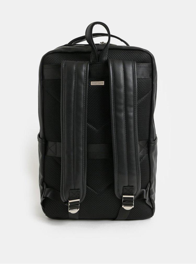 Čierny batoh na notebook Bobby Black