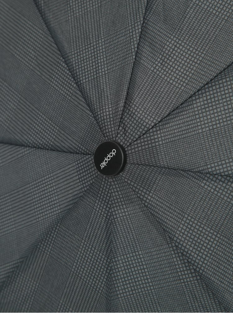 Umbrela Doppler neagra barbateasca