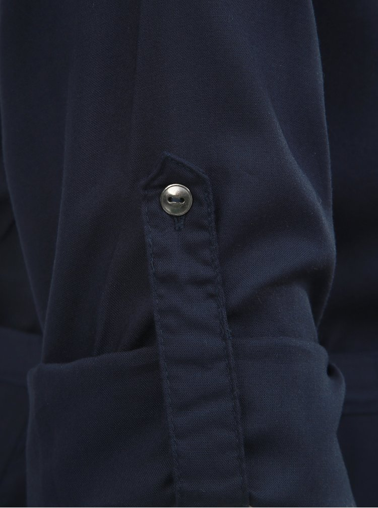 Tunica albastru inchis pentru femei insarcinate Mama.licious Mercy