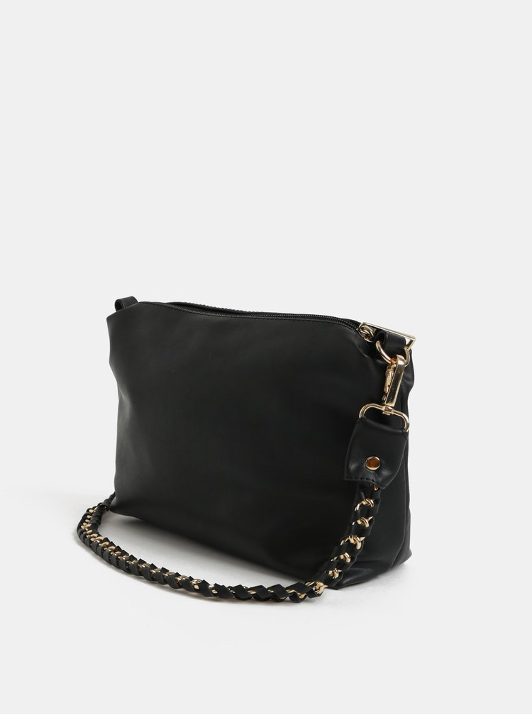 Geanta neagra cu geanta peste umar 2 in 1 ALDO Gwysen