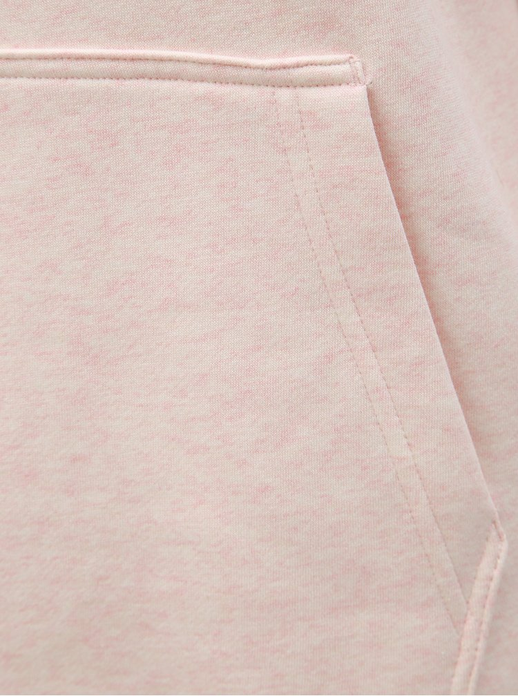 Hanorac roz deschis melanj de dama Nike