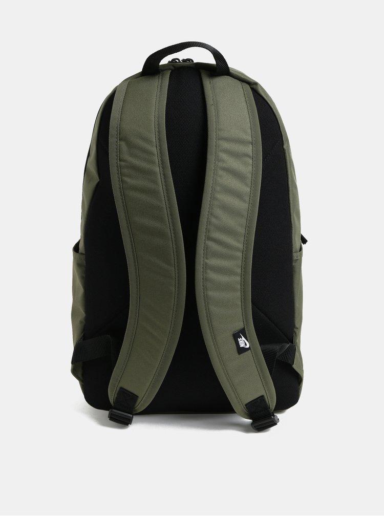 Kaki batoh s predným vreckom Nike 25 l
