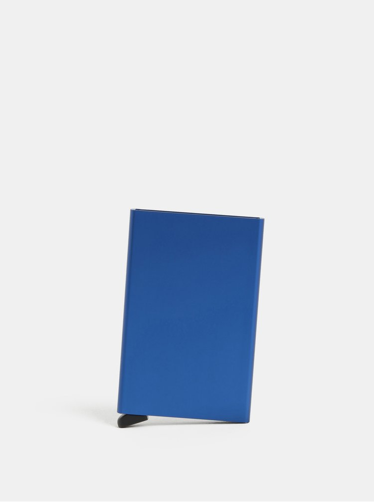 Modré pouzdro na karty Secrid Cardprotector