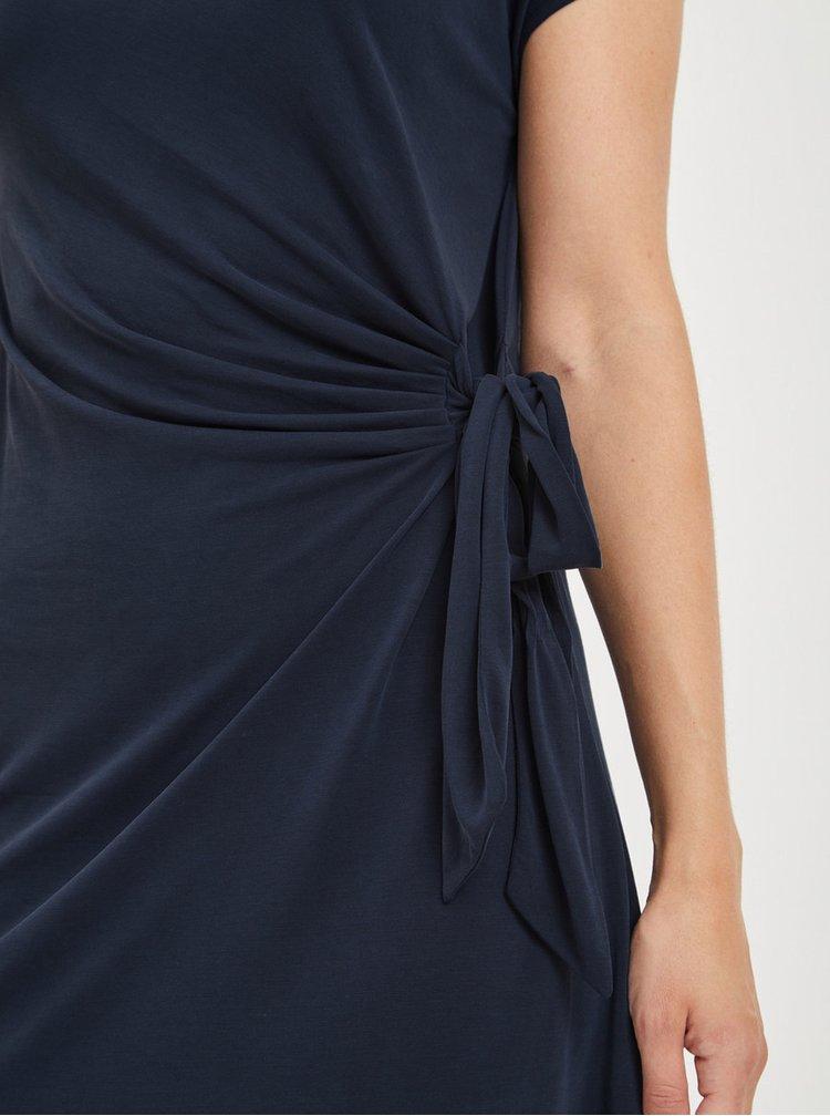Rochie albastru inchis VILA Tetsy