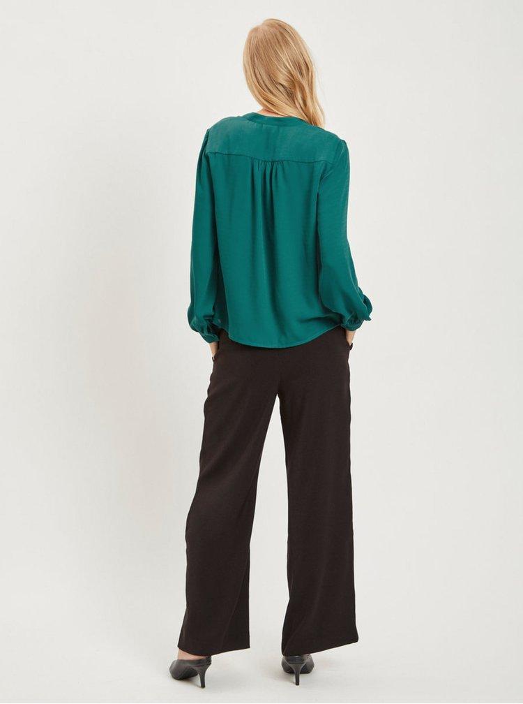 Bluza verde VILA Siggy