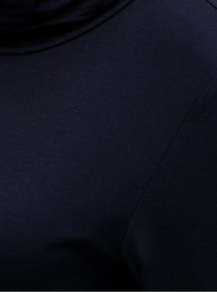 Tmavě modrý basic rolák ZOOT