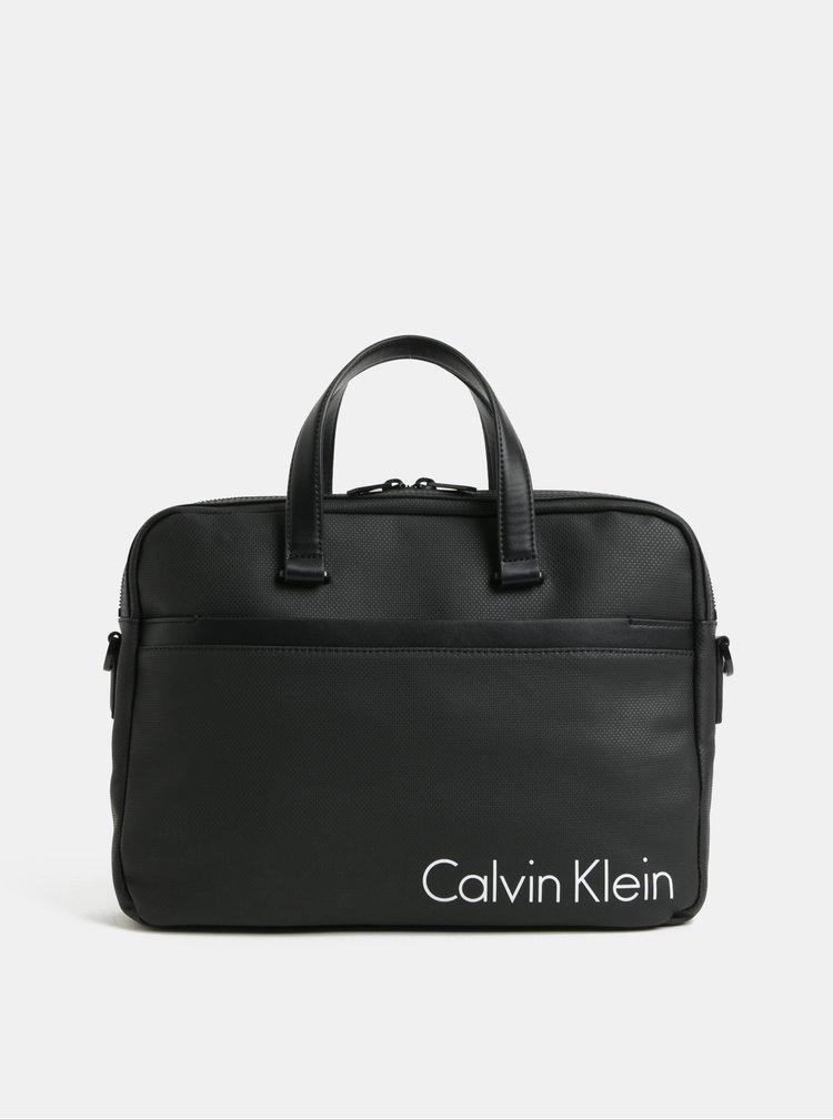 """Černá pánská taška na notebook Calvin Klein Jeans 15"""""""