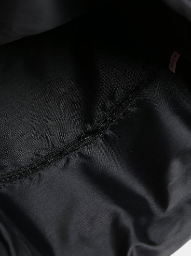Šedý žíhaný batoh ZOOT