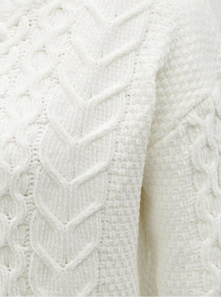 Biely dámsky sveter Tom Tailor