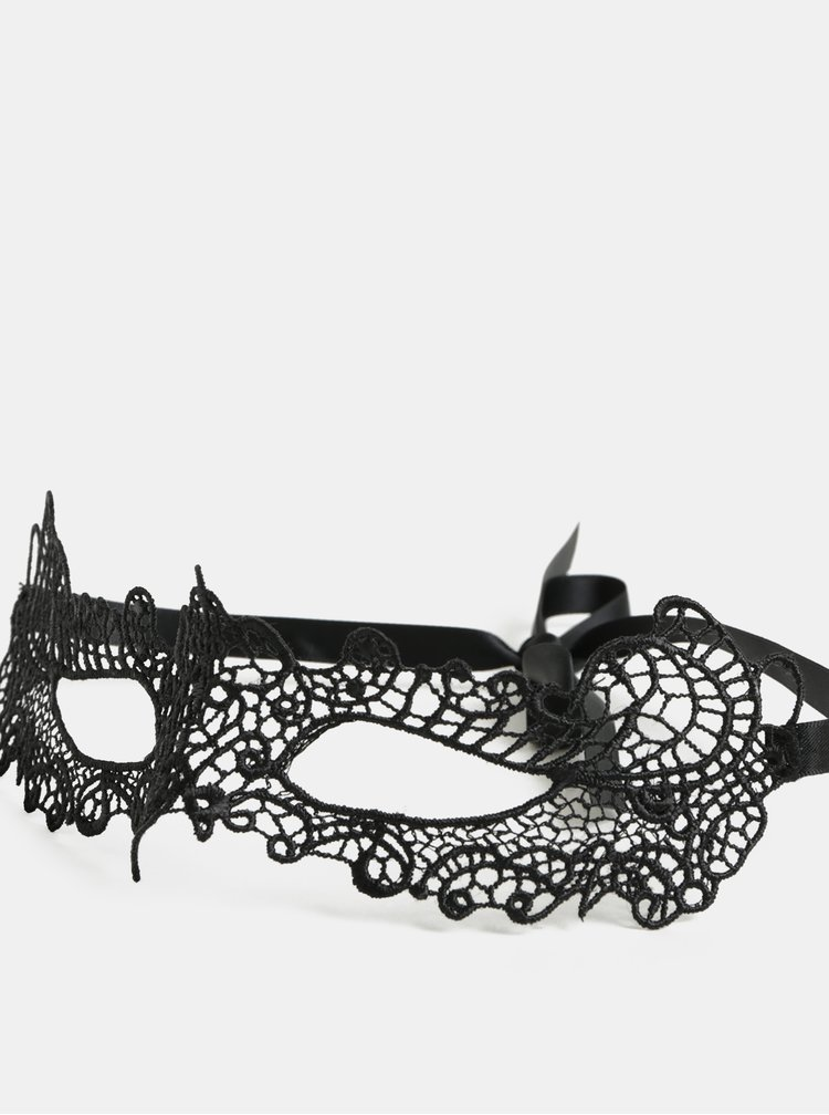 Masca neagra din dantela Obsessive