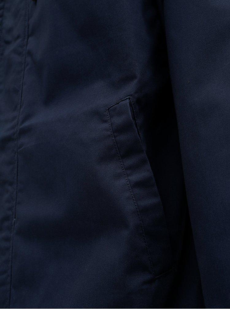 Jacheta parka albastru inchis lejera ONLY & SONS Wiggo