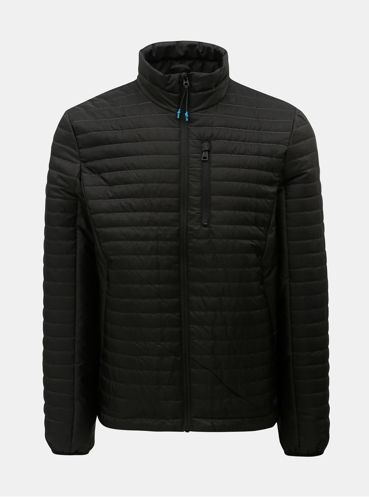 Černá zimní bunda ONLY & SONS Anton