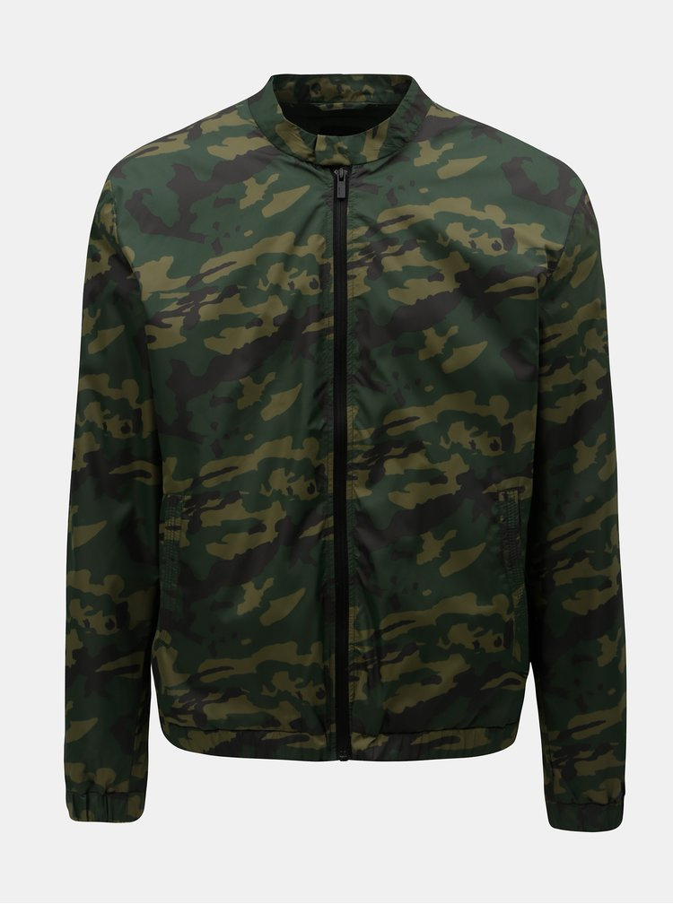 Jacheta lejera verde camuflaj ONLY & SONS Anthoney