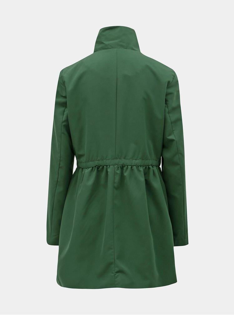 Zelená lehká bunda VILA Freesia