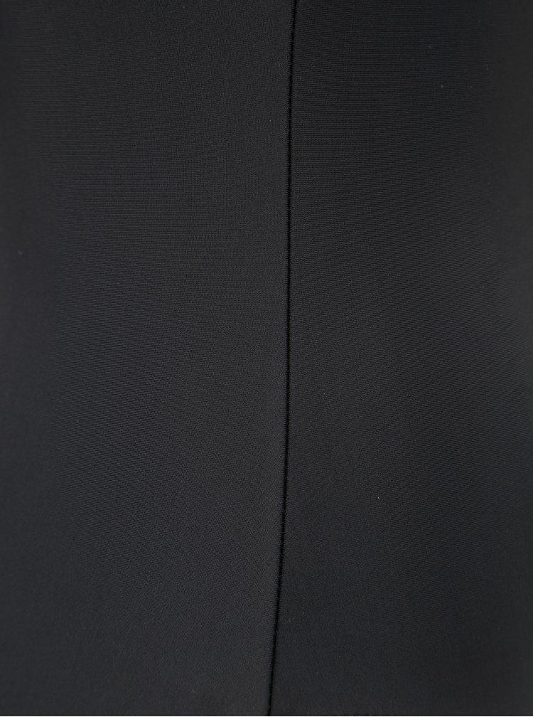 Černé jednodílné plavky VERO MODA Tricy