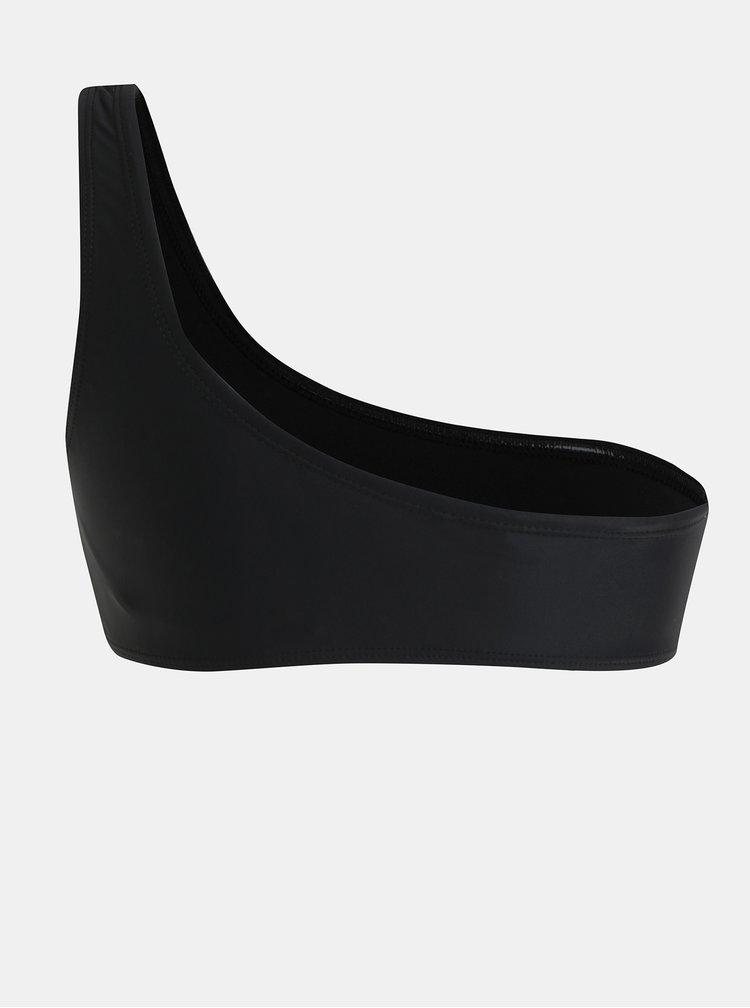 Černý horní díl plavek VERO MODA Tricy