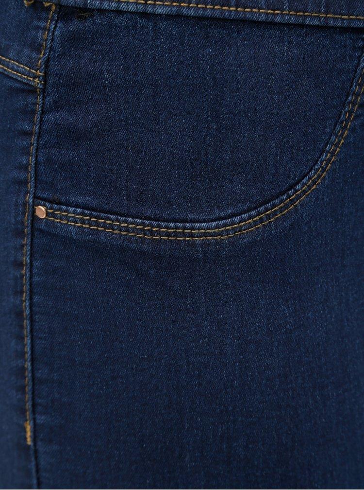 Jeggings albastru inchis Dorothy Perkins Curve Eden
