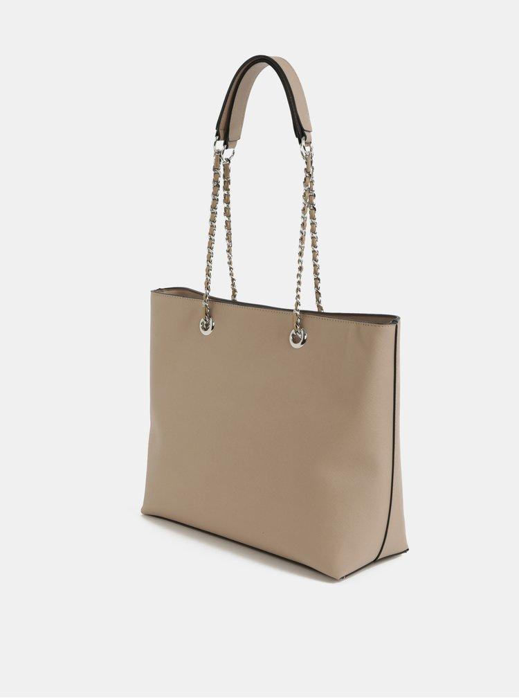 Béžová kabelka Dorothy Perkins