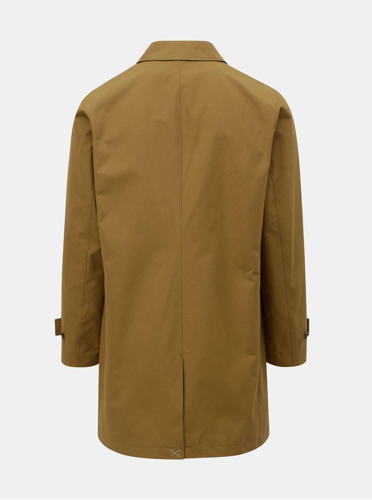 Pardesiu maro Burton Menswear London